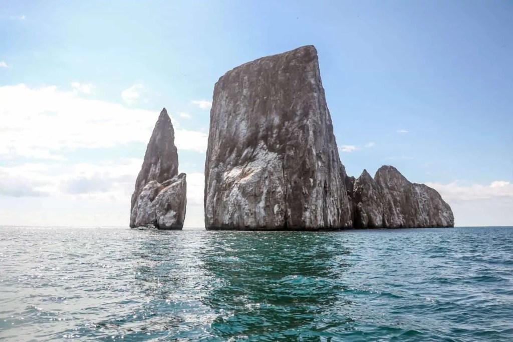 Kicker Rock San Cristobal Galapagos Islands