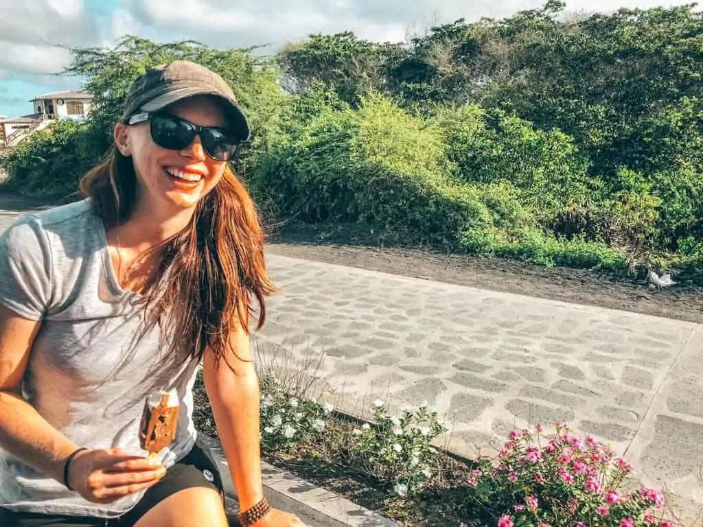 Los Tuneles Galapagos day tour