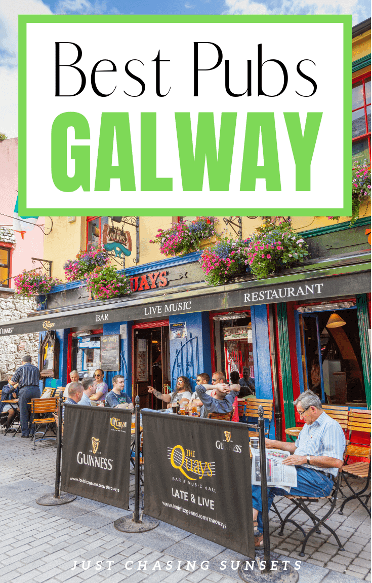 The best pubs in Galway, Ireland