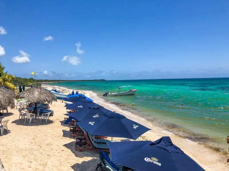 Playa Palancar, Cozumel
