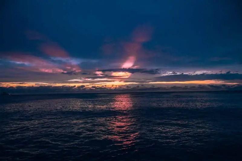 Malecon de Havana Sunsets