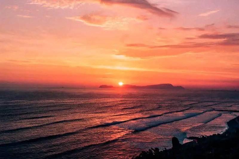 Lima Sunsets