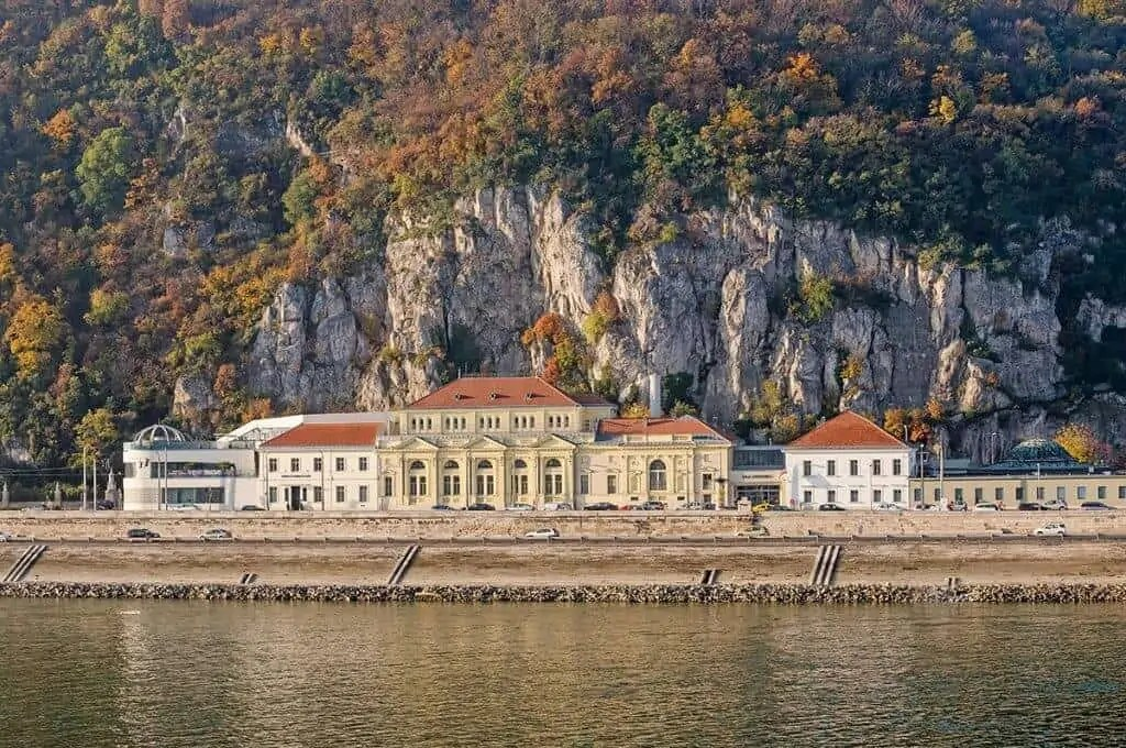 Rudas Baths in Budapest found on We Love Budapest Website