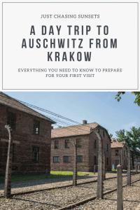 Day trip to Auschwitz from Krakow