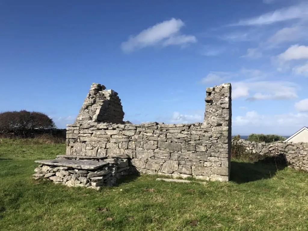 ancient church, cill ghobnait