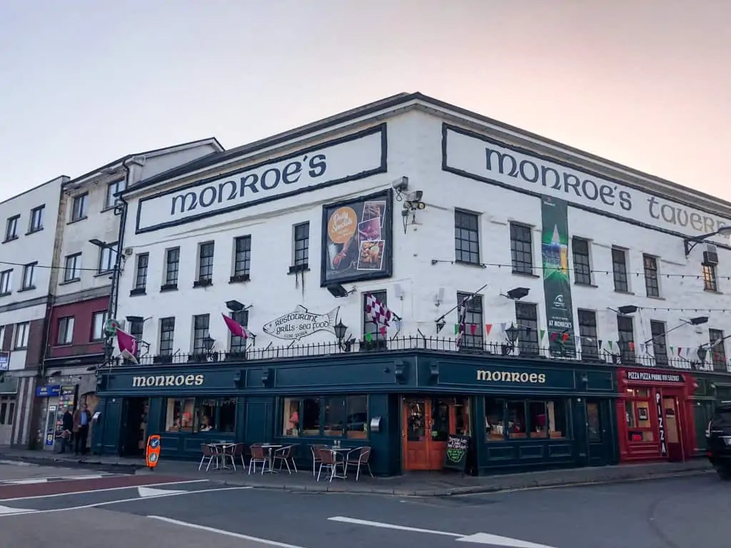 Monroe's Pub, Galway