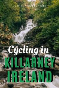 Cycling in Killarney Ireland