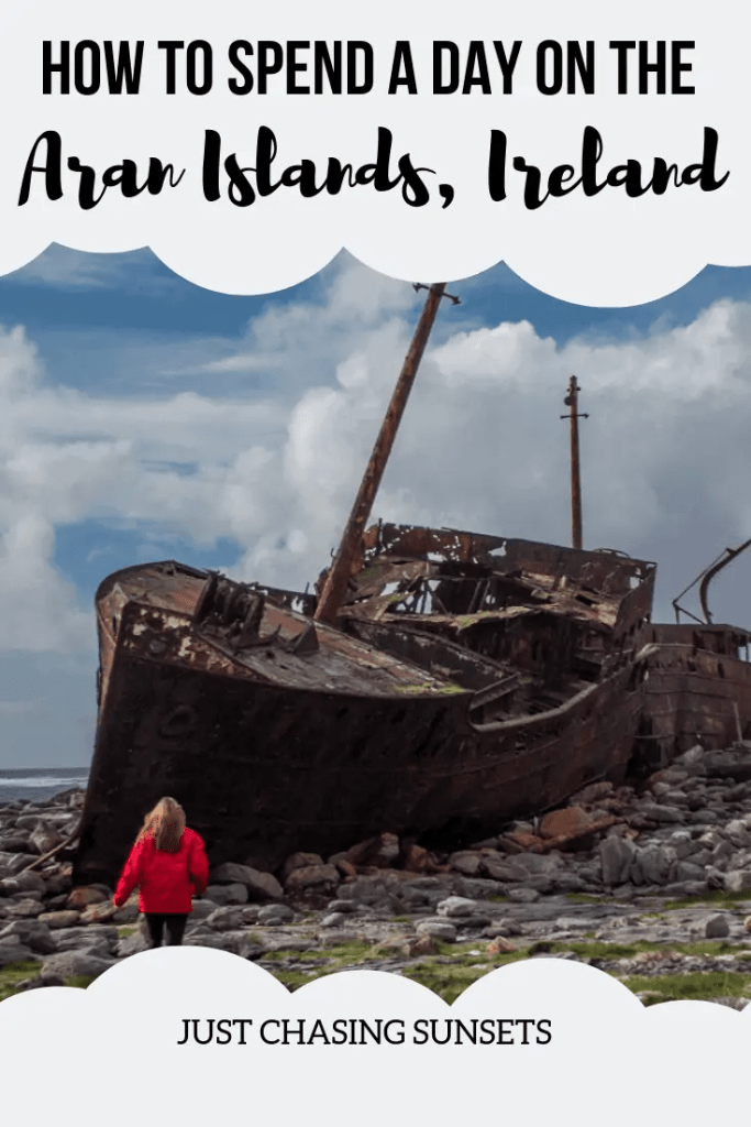 how to spend a day on the Aran Islands (Inisheer) Ireland