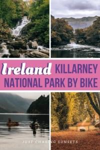 Killarney National Park by bike