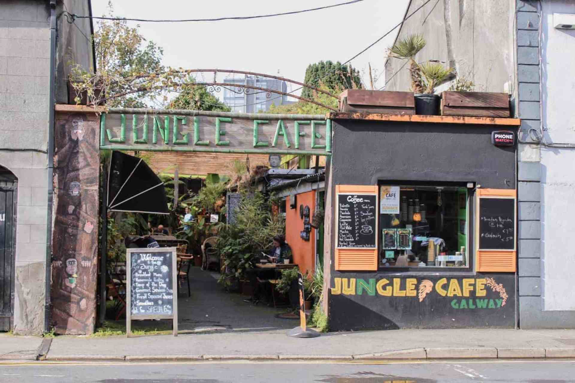 Jungle Cafe, Galway, Ireland
