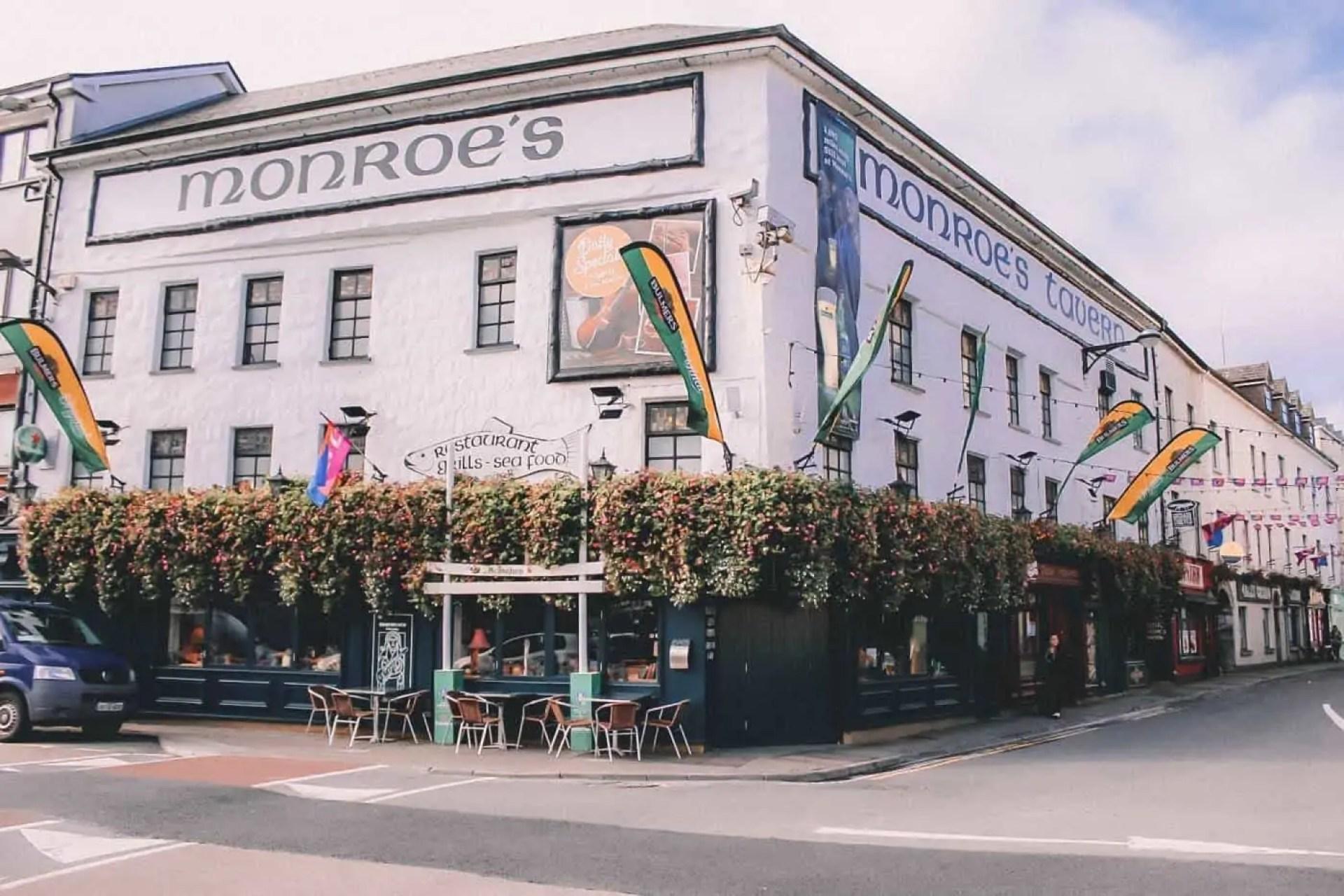 Monroe's Pub Galway