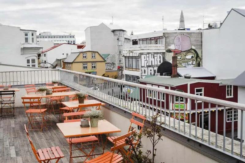 Loft Hostel - Reykjavik, Icelant (photo c/o hostelworld)