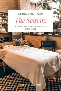 the schvitz, detroit
