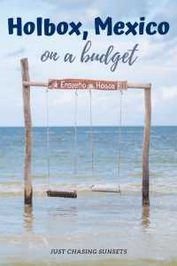 Holbox on a budget