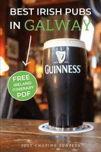 The best pubs in Galway, Ireland