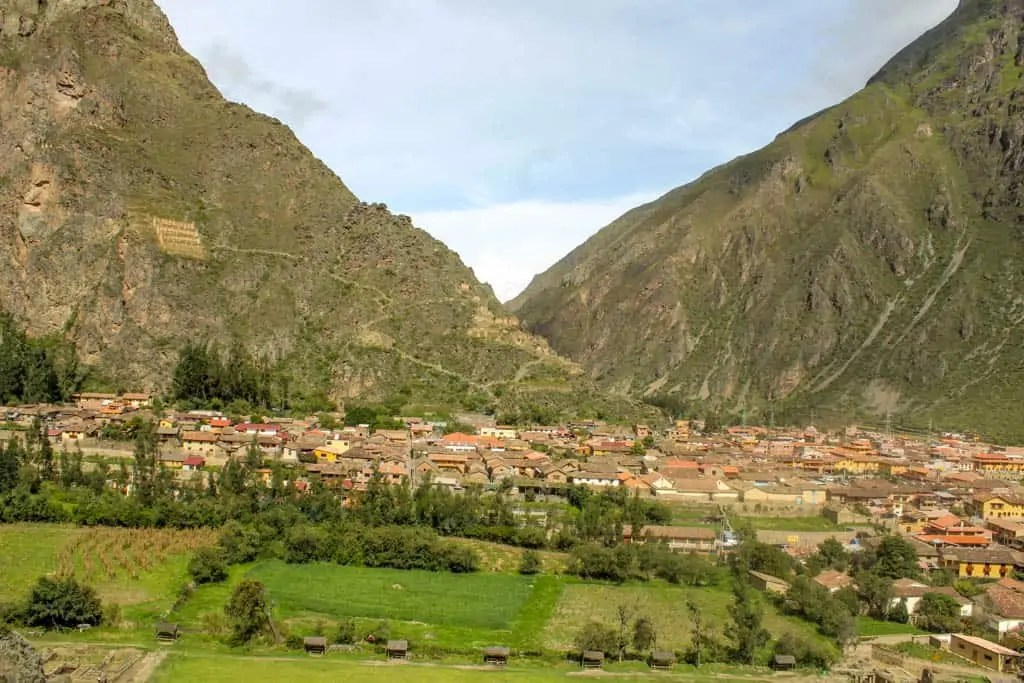 Add a visit to Ollantaytambo to your Cusco itinerary