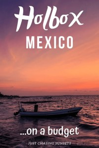 Holbox Mexico on a budget