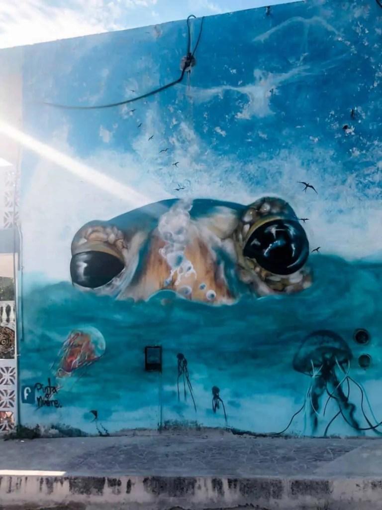 street art n Holbox