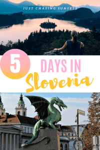 5 Days in Slovenia