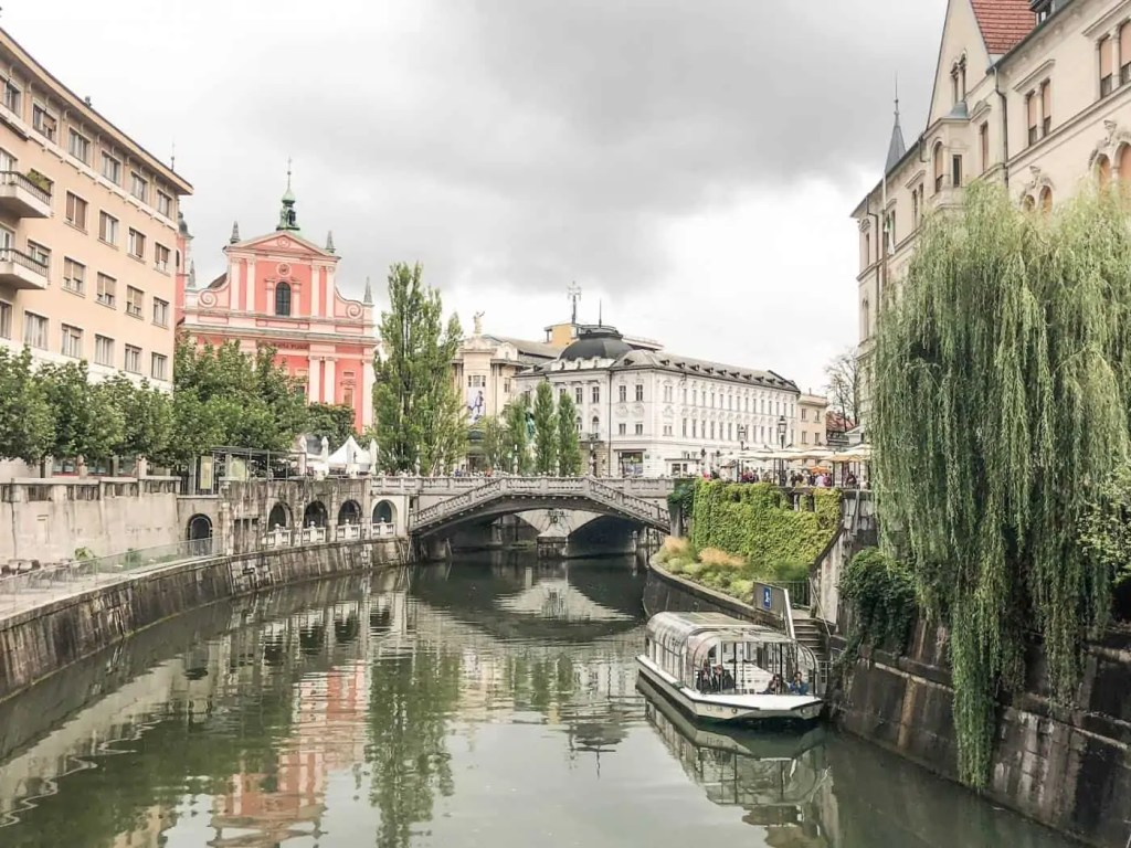 How to spend one day in Ljubljana