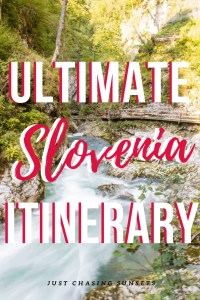 Ultimate Slovenia itinerary