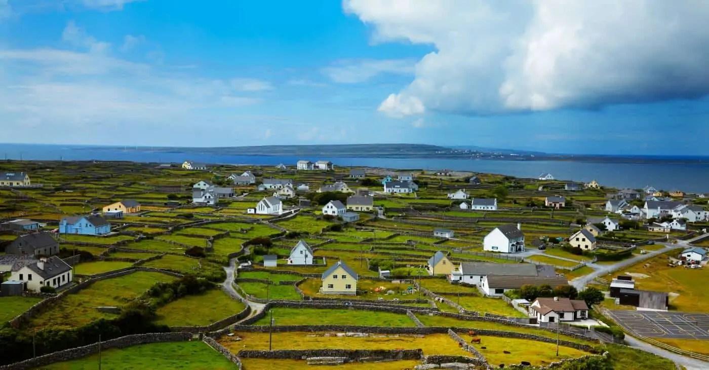 Inisheer Island one of the Aran Islands | c/o Deposit Photos