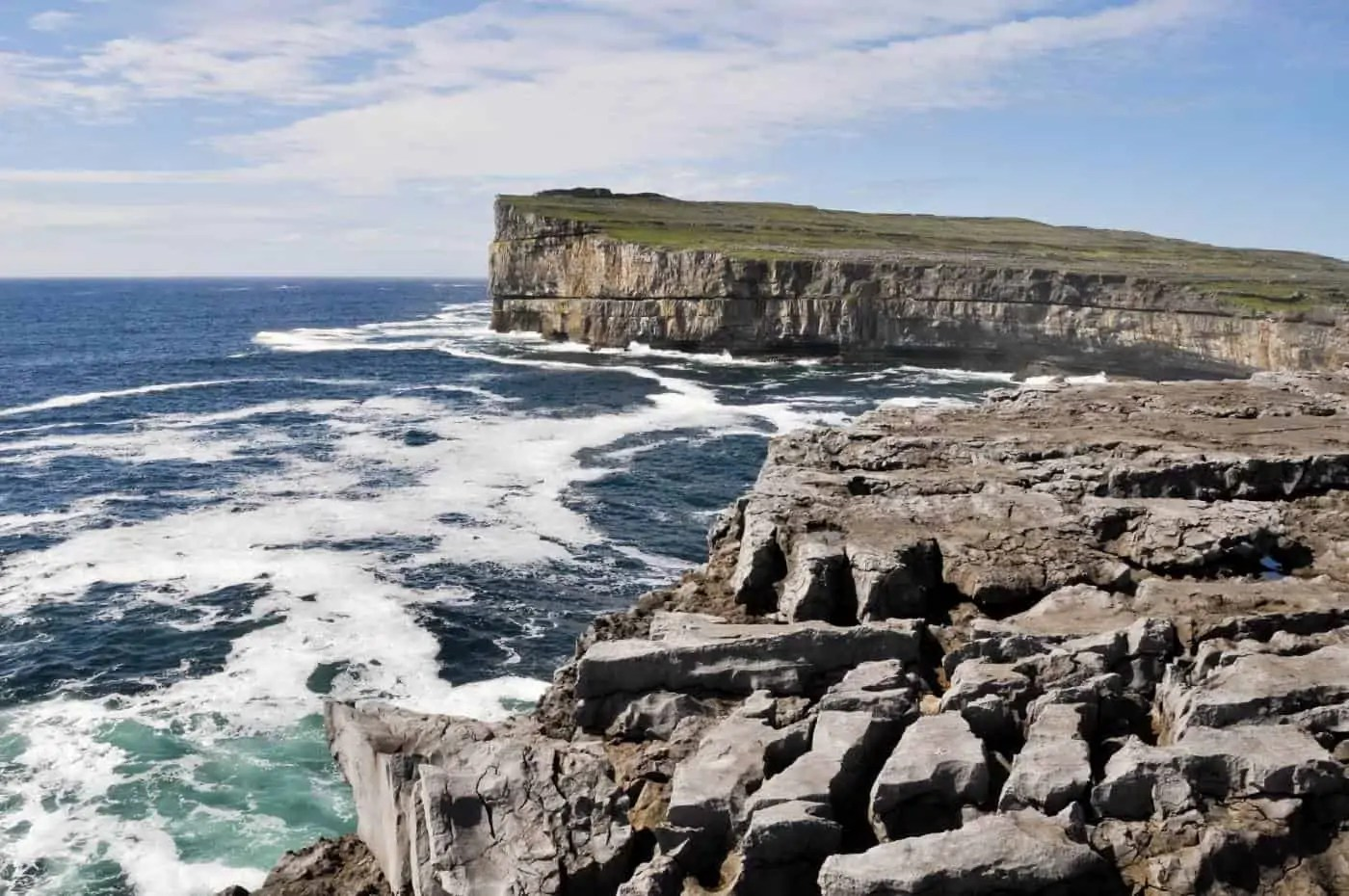 Cliffs of Inishmore | c/o Deposit Photos