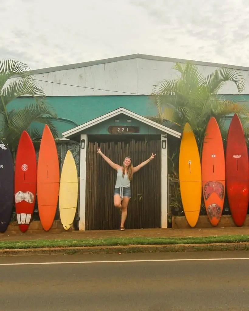 Stay at Aloha Surf Hostel