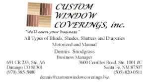 Dennis BC Custom Window Coverings