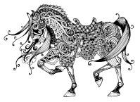 HIDDEN - Tiere - Malbuch Fur Erwachsene