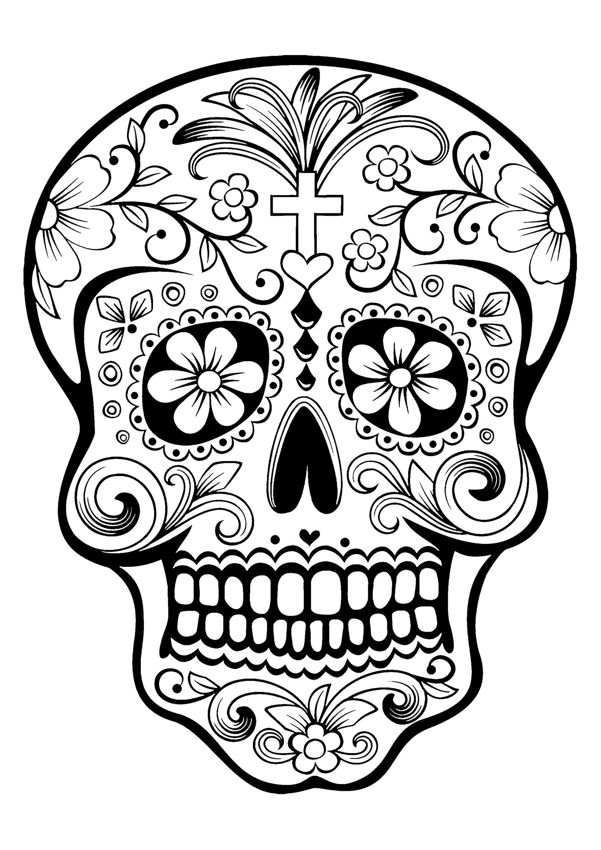 El Dia De Los Muertos 1456 El Dia De Los Muertos
