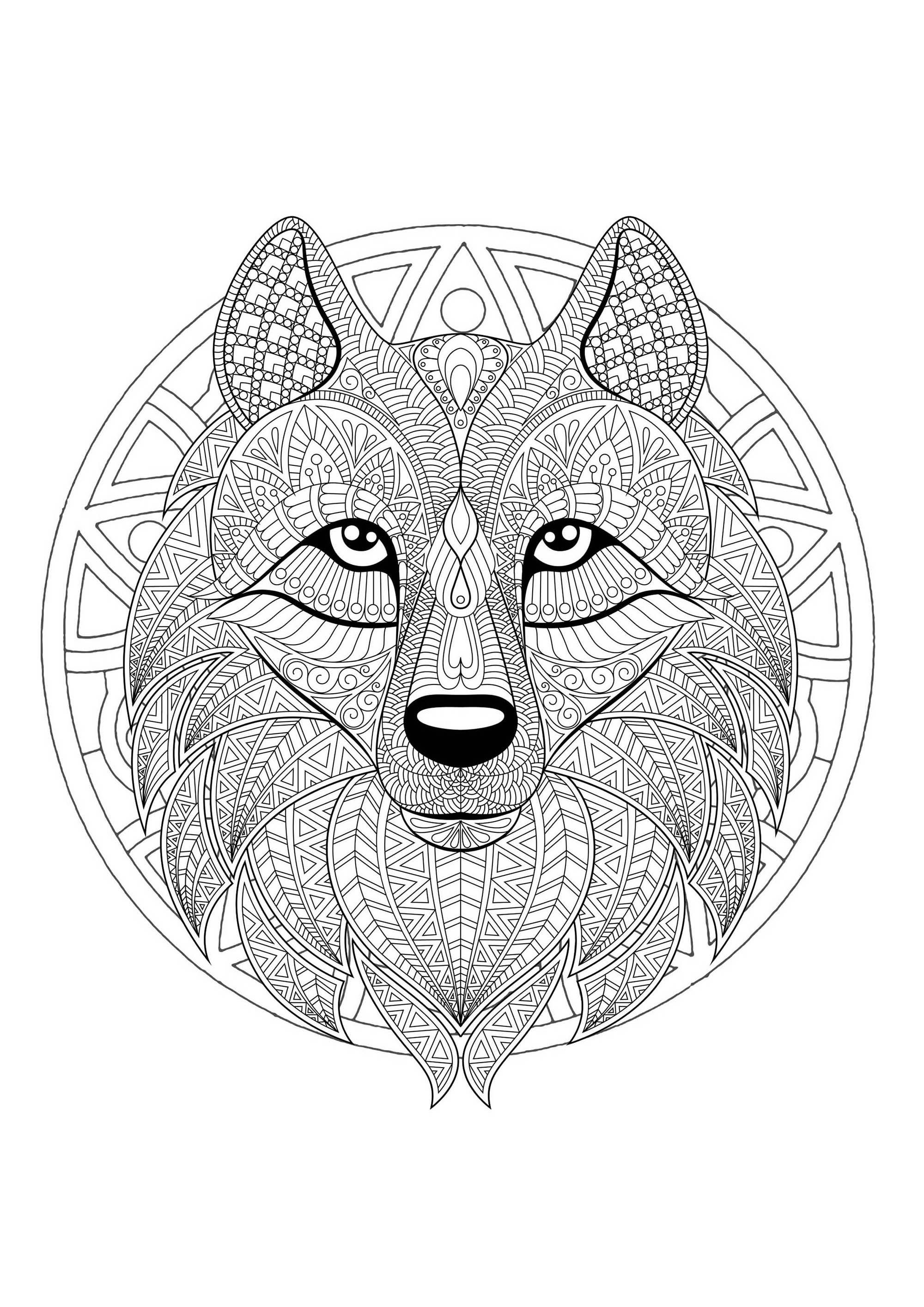 Mandalas 68267 Mandalas Malbuch Fur Erwachsene