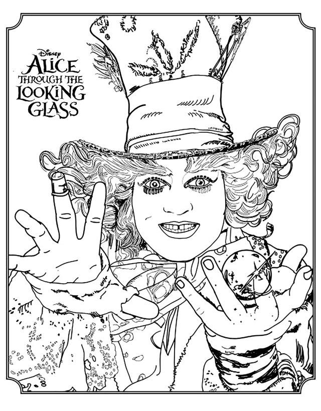 Alice de l autre cote du miroir disney - Films célèbres