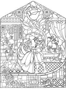 Prince princesse art nouveau style Retour en enfance