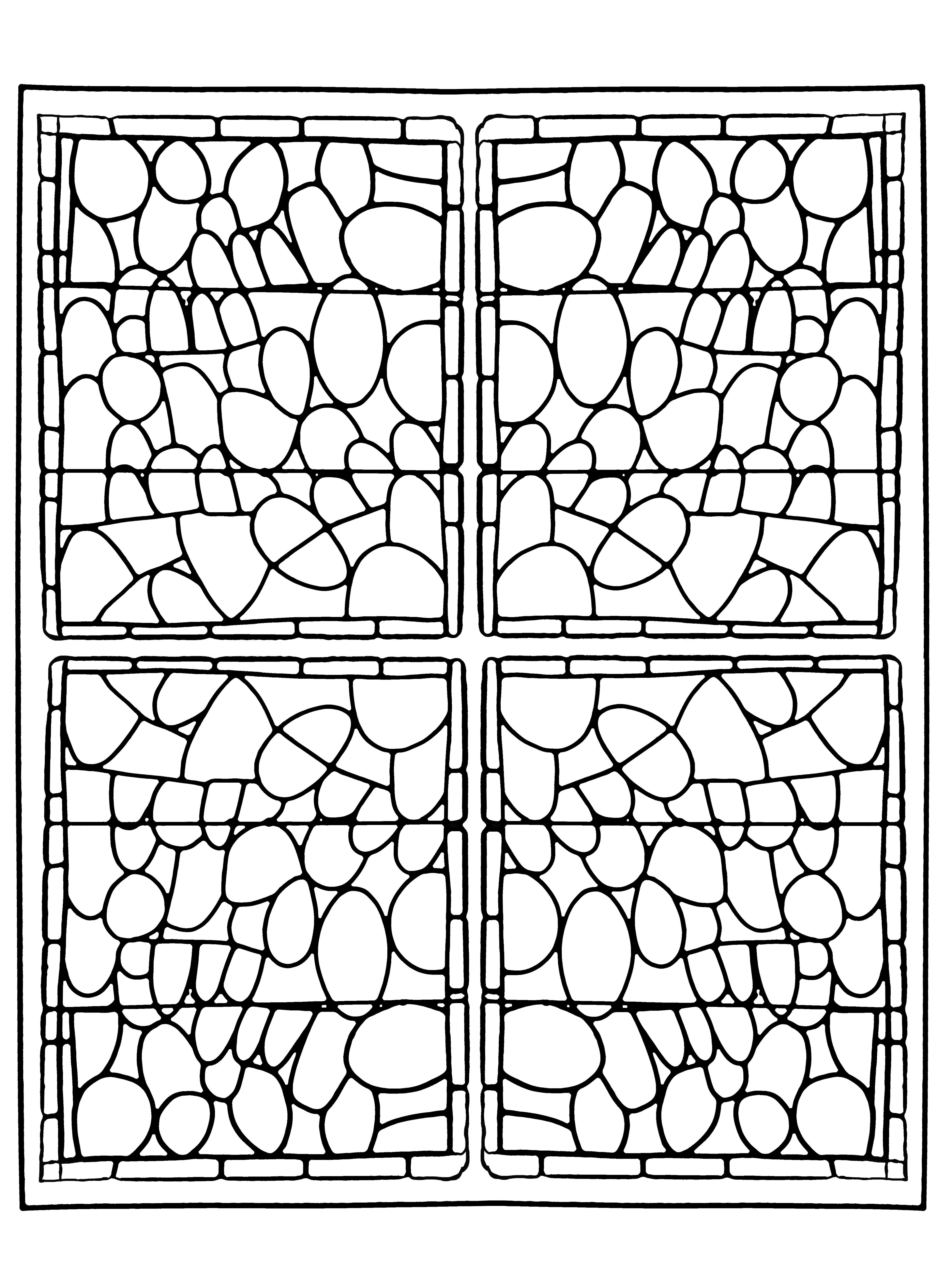 Vitrail chapelle prieure de bethleem nimes version 3