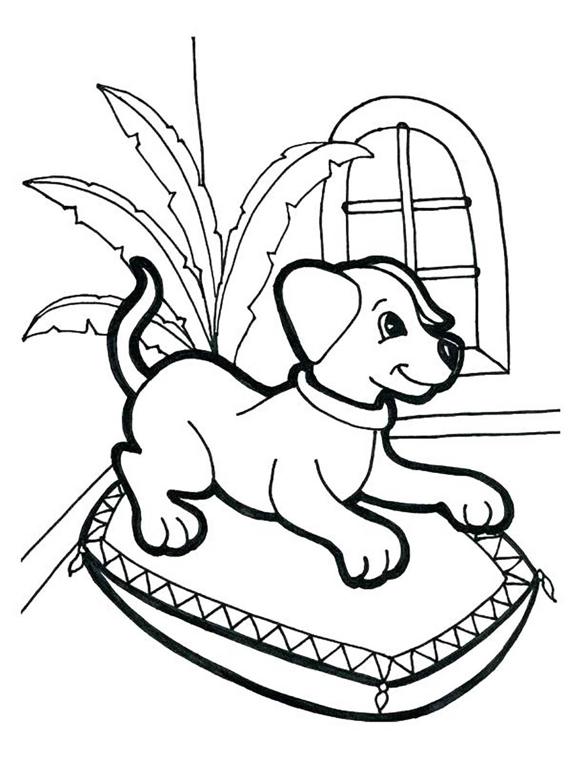 Dog To Print Obe Nt Dog