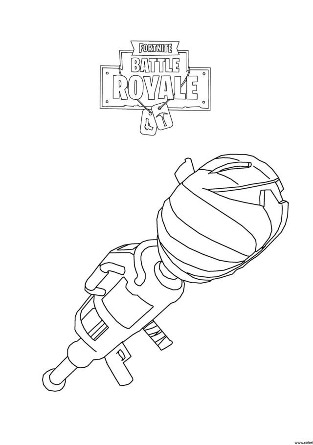 Fortnite Battle Royale : Rocket Launcher - Fortnite Battle Royale
