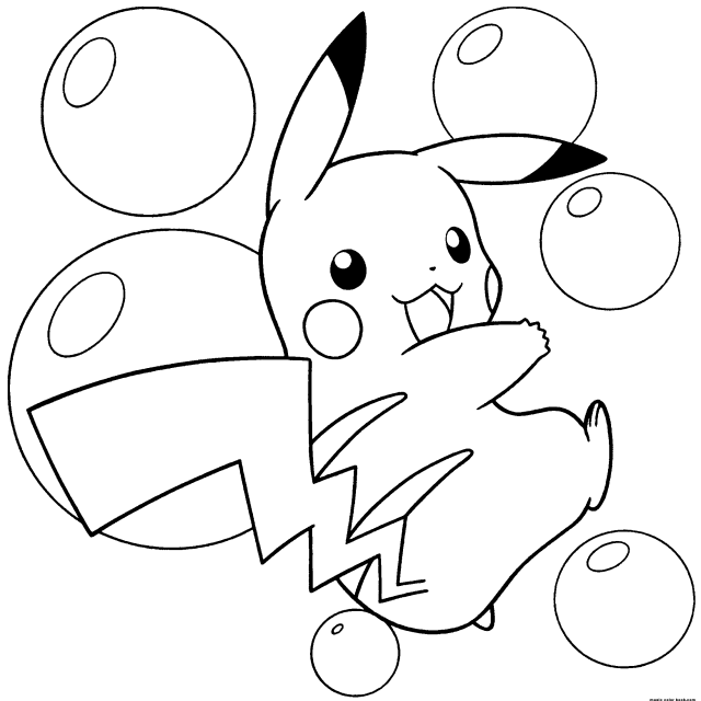 Pokemon to print for free - All Pokemon coloring pages Kids