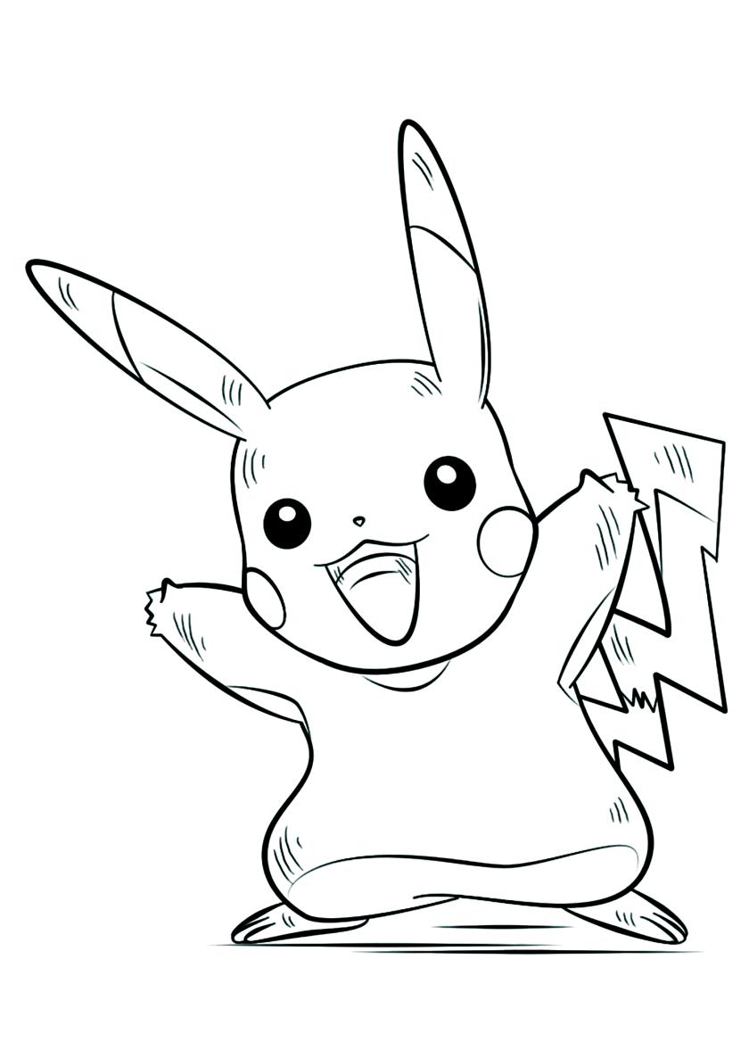 pikachu no.  pokemon generation i  all pokemon