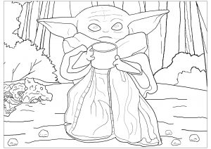 Star Wars Free Printable Coloring Pages For Kids