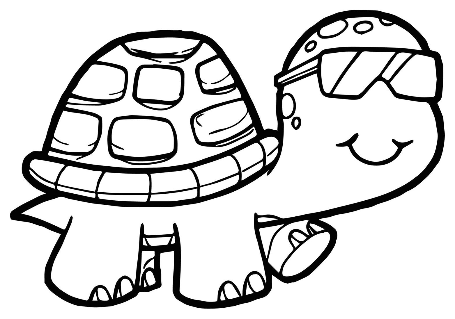 Turtles To Print For Free