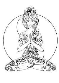 Easy Anti Stress Coloring Pages Coloring Pages