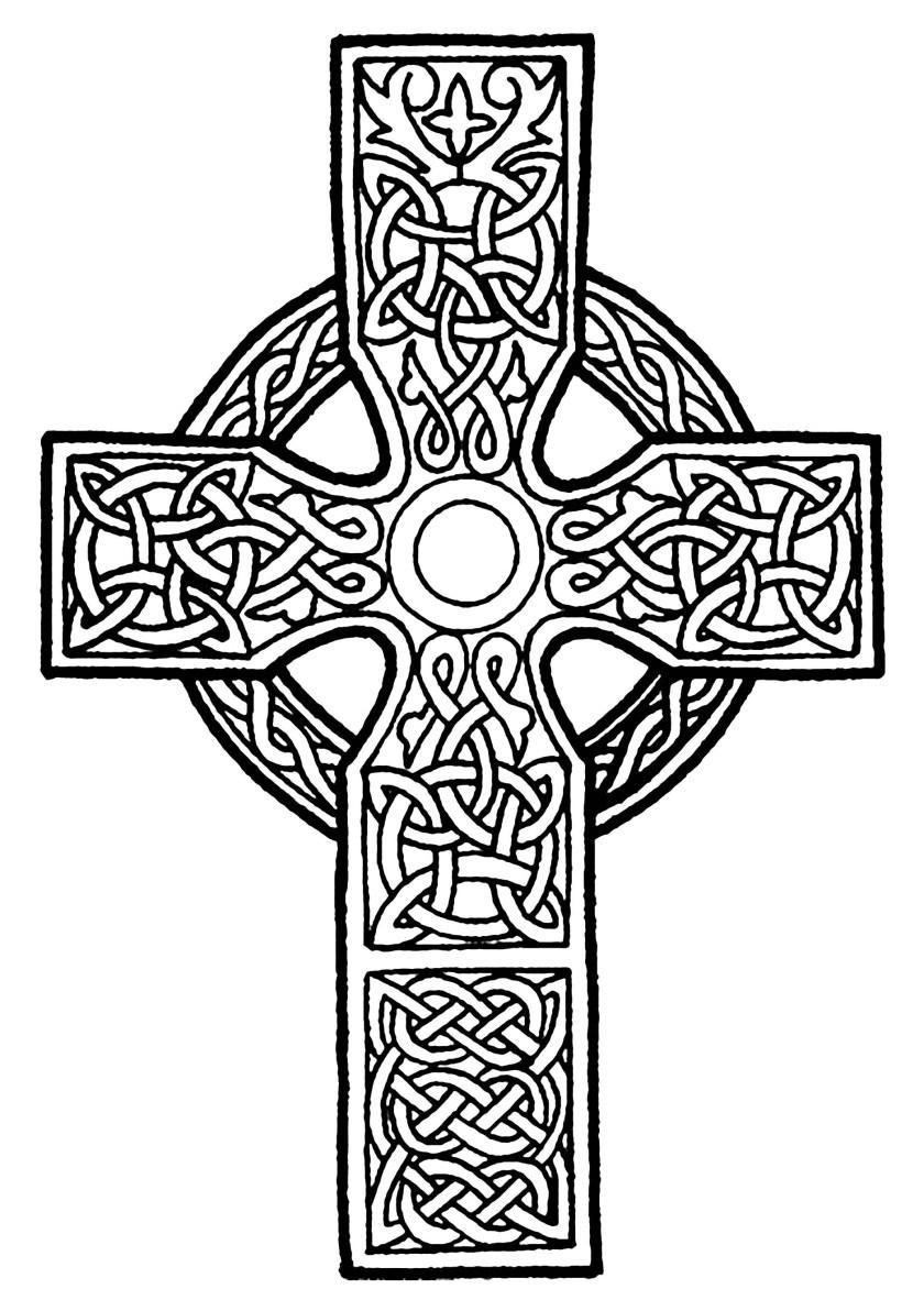 celtic art 3  celtic art adult coloring pages