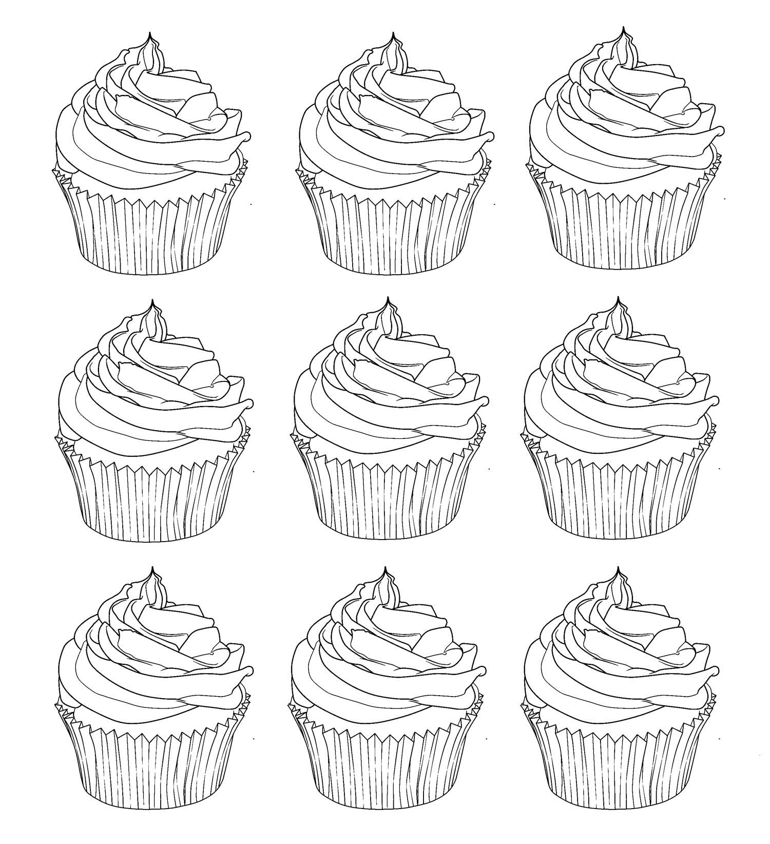 Muffin Worksheet