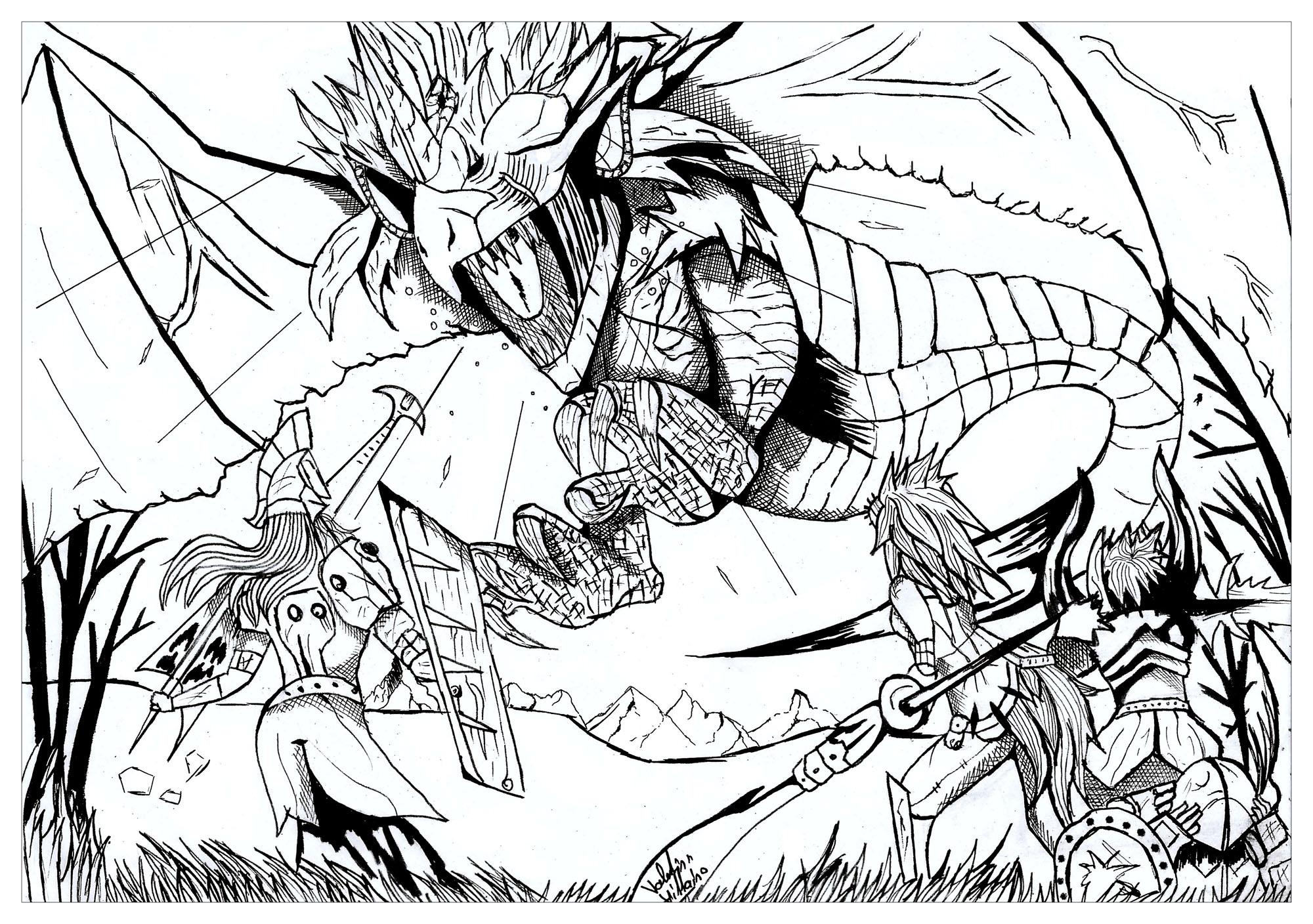 24 Beste Malvorlage Dragons Beste Malvorlagen