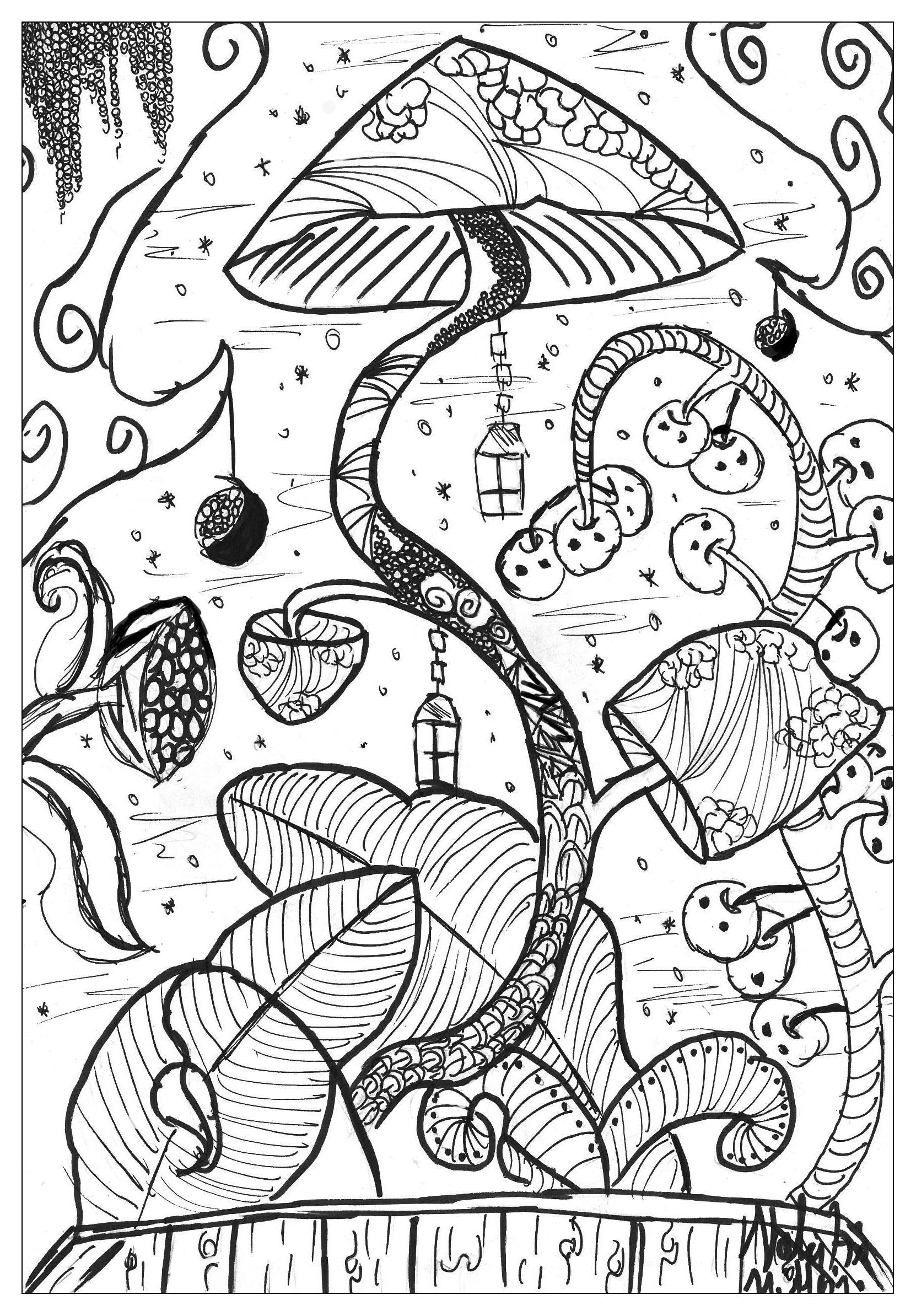 Mushroom Valentin