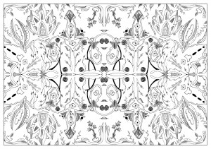 coloring pages patterns # 13