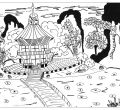 Backgrounds coloring china theme for laptop hd pics japan adults page japon valentin