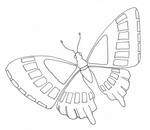 Insects Coloring pages for kids to print & color