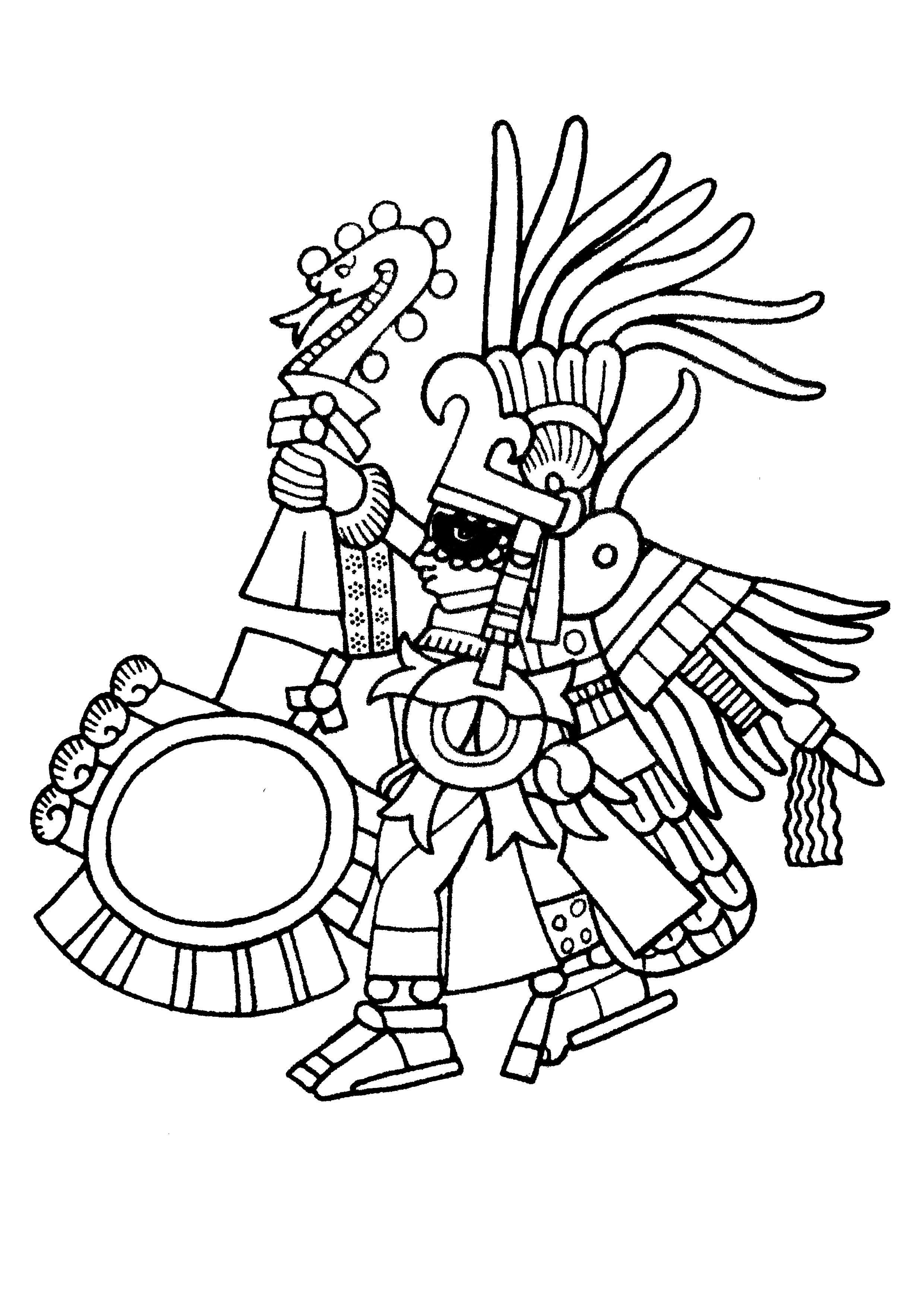 Maya Art British Museum 1